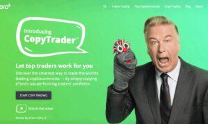 what is copytrade etoro forex trading